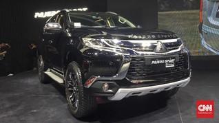 Mitsubishi 'Galau' Soal Impor Pajero Sport