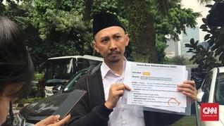 Diperiksa Soal Rocky Gerung, Abu Janda Bawa Salinan Kamus