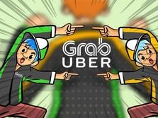 KPPU: Aksi Grab Akusisi Uber Bisa Picu Kartel Harga di RI