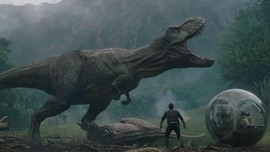 Sutradara Bocorkan Konsep 'Jurassic World 3'