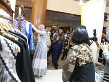 4 Pesan Jokowi untuk Para Pengusaha Kreatif Muslim