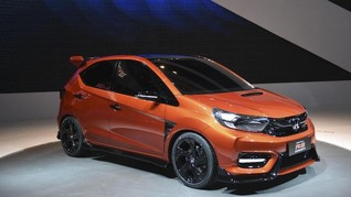 Honda Small RS Concept Debut Dunia di Indonesia