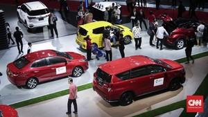 Argumen Penjualan Mobil Jeblok Jelang Pilpres 2019