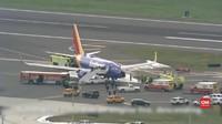 VIDEO: Dialog Pilot Southwest Airlines Minta Mendarat Darurat