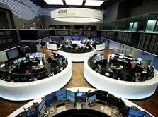 Jelang Pertemuan Trump-Kim, Bursa Eropa Ditutup Positif