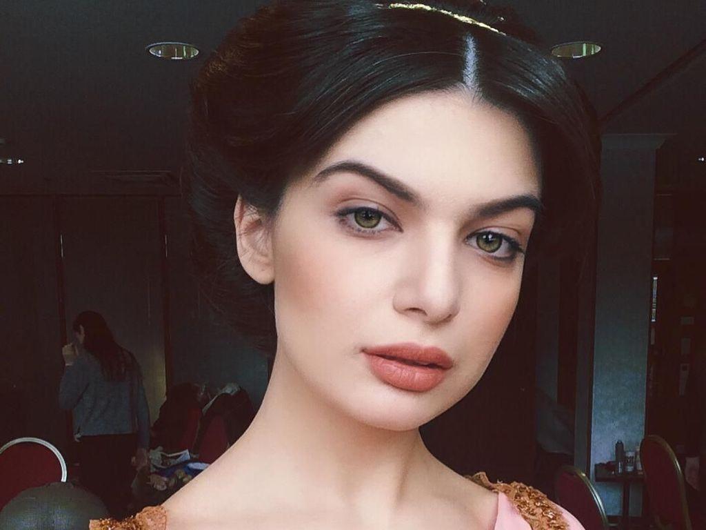 Foto: Kecantikan Finalis Miss Rusia yang Diancam Mati Pasca Pakai Bikini