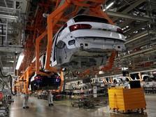 Sektor Manufaktur Jerman Terpukul Perang Dagang