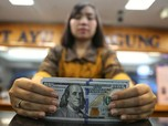 Pukul 12:00 WIB: Rupiah Menguat Terhadap Dolar AS