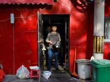 Penjualan Ritel Lesu, Perlambatan Ekonomi Hantui China