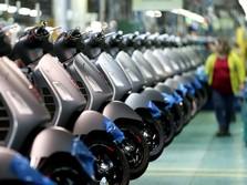 FOTO: Melihat Pabrik Canggih Vespa, Skuter Ikonik Asal Italia
