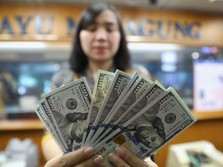 Rupiah Masih Melemah, Tembus Rp 13.895/Dolar AS