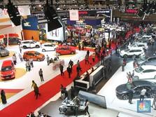 Pesan Industri Otomotif ke Jokowi dan Prabowo