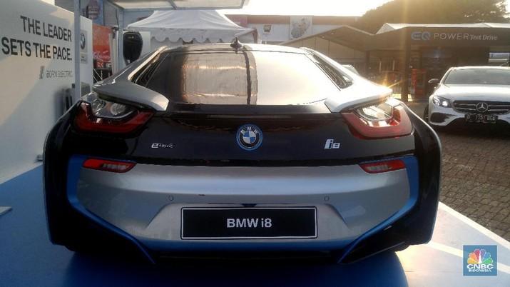 BMW menjual 604.629 unit kendaraan BMW, Mini, dan Rolls-Royce atau naik 3% di kuartal I-2018.
