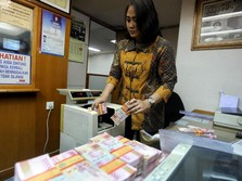 Penutupan Pasar: Rupiah Menguat ke Rp 14.245/US$