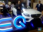 Tanpa Insentif, Sedan Listrik Mercedes-Benz Dijual Rp 1,8 M