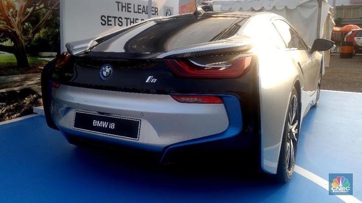 Mobil premium meramaikan ajang GIIAS 2019.