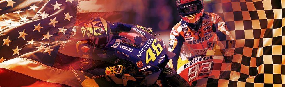 Drama MotoGP Amerika