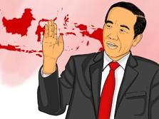 Dolar AS Dekati Rp 14.000, Jokowi: Fundamental Indonesia Kuat