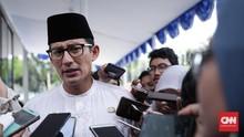 Pergi Umrah, Sandiaga Doakan Prabowo Jadi Presiden di Mekkah