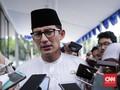 Respons Jokowi, Sandi Bakal Pamer Bus Listrik di Asian Games