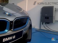 PLN Gandeng BMW Siapkan Stasiun Pengisian Mobil Listrik