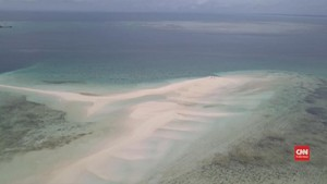 VIDEO: Pesona Pulau Gusung Sanggalau