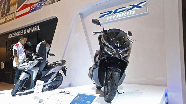 Honda Masih 'Galau' Pasarkan Motor Listrik di Indonesia