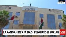 Lapangan Kerja Bagi Pengungsi Suriah