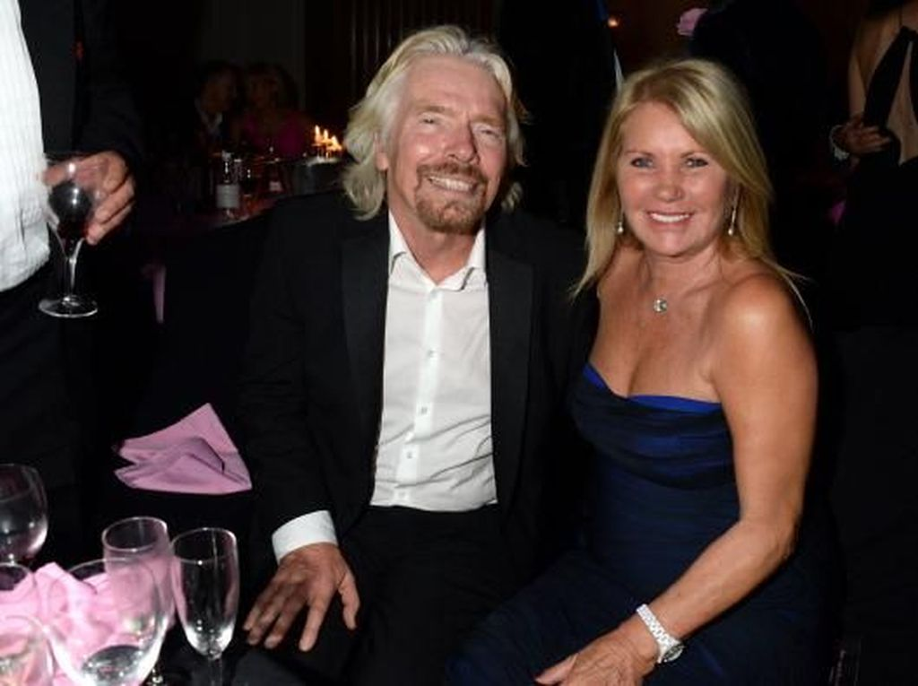 10 Wanita Beruntung yang Menikahi Pria-pria Terkaya Dunia