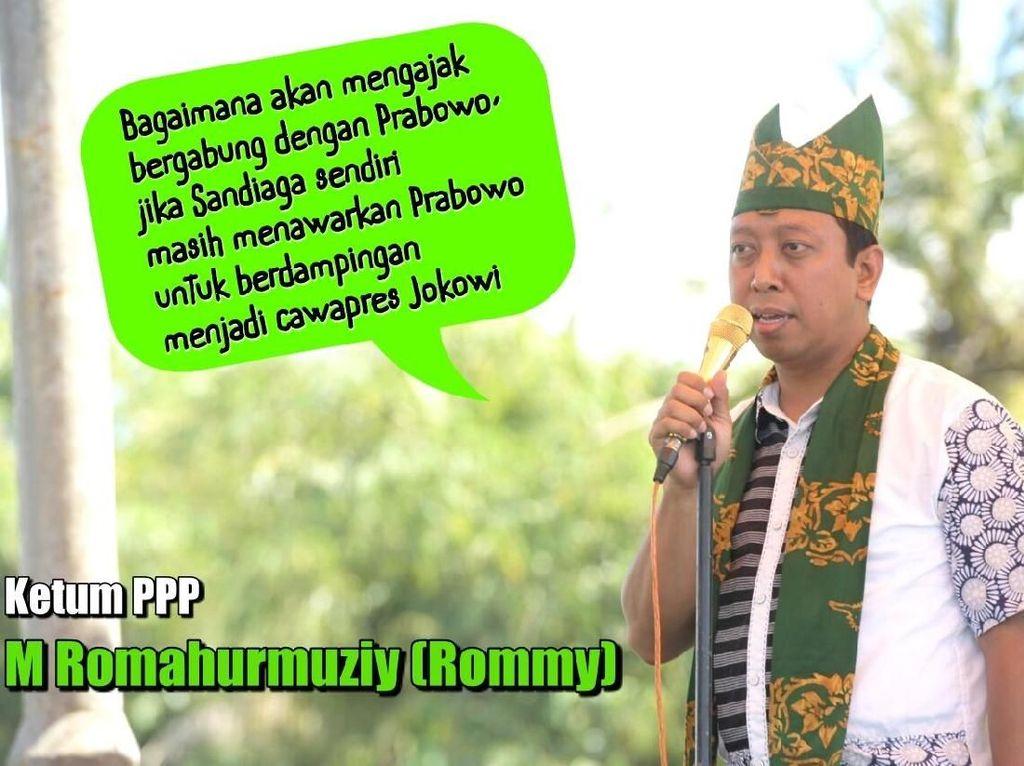 dStrip Politik: Polemik Isu Prabowo Cawapres Jokowi
