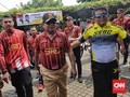 Prabowo Subianto Mengaku Takut Disuntik