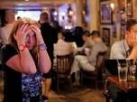 Orang Inggris Senang Tinggal di Rumah, Bar Kian Ditinggalkan