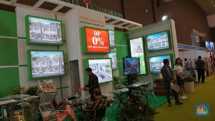Di Kemayoran: Rumah Rp 130 juta, Sampai dengan DP 0%