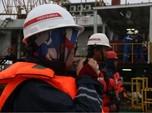 Kartini di Balik Evakuasi Pipa Pertamina di Baikpapan
