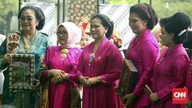 Cerita Menteri Siti Dandan dari Subuh di Hari Kartini