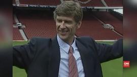 VIDEO: Arsene Wenger Tinggalkan Arsenal Setelah 22 Tahun