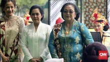 Berkebaya, Menteri Siti Bikin Pangling dan Dikira Megawati