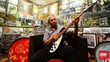 Perburuan Keliling Dunia Roi Rahmanto demi Koleksi Musik