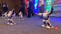 VIDEO: Robot Pembantu Manusia Buatan Anak-anak