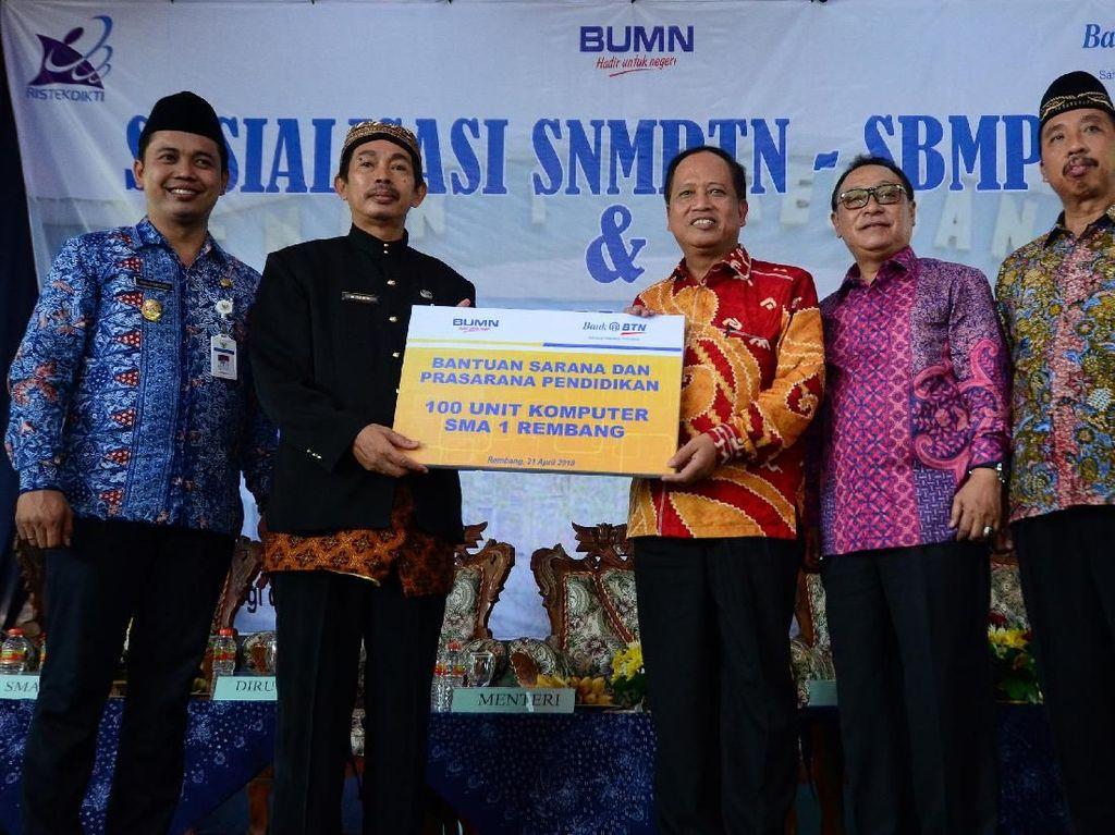 Cara BTN Rayakan Hari Kartini di Rembang