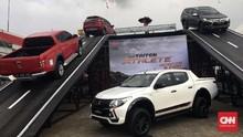 Xpander Sampai Pajero 'Diuji' di IIMS 2018