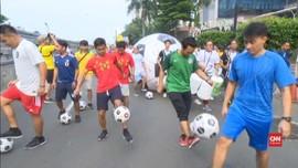 VIDEO: Aksi Giring Bola Menuju Piala Dunia