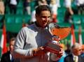 Nadal Cetak Rekor Masters Usai Juara Monte Carlo 2018