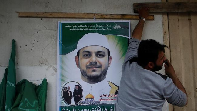 Israel Minta Mesir Cegah Pemulangan Jenazah Profesor Hamas