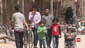 VIDEO: Warga Suriah Ungkap Serangan Senjata Kimia Rekayasa