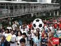 <i>Car Free Day</i> Jakarta Ditiadakan Jelang Lebaran