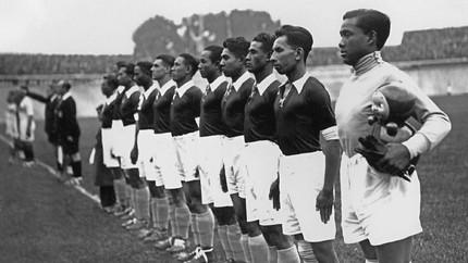 Jejak Bersejarah Hindia Belanda di Piala Dunia 1938