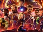 'Avengers: Infinity War' Raup US$ 1 M Tercepat Dalam Sejarah