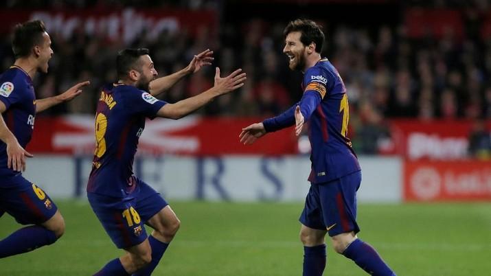 Dalam laporan Football Money League 2020, firma keuangan Deloitte menobatkan Barcelona sebagai klub terkaya dunia.