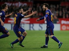 Raup Nyaris Rp 13 T, Barcelona Jadi Klub Terkaya Dunia